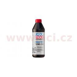 LIQUI MOLY Motorbike Gear Oil 10W-30 - polo syntetický převodový olej 1 l