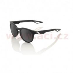 sluneční brýle CAMPO Soft Tact Black, 100% - USA (zabarvená šedá skla)