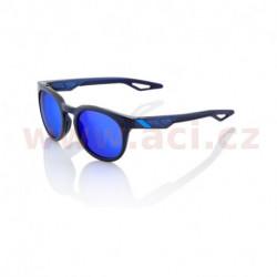 sluneční brýle CAMPO Polished Translucent Blue, 100% - USA (zabarvená modré skla)