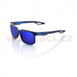 sluneční brýle CENTRIC Polished Translucent Blue, 100% - USA (zabarvená modré skla)