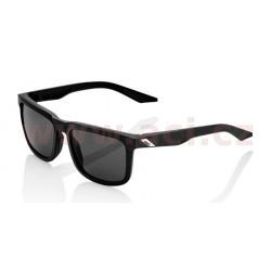 sluneční brýle BLAKE černé, 100% - USA (zabarvená černá skla)
