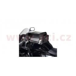 tankbag na motocykl F1 s popruhy, OXFORD - Anglie (černý, objem 18 l)