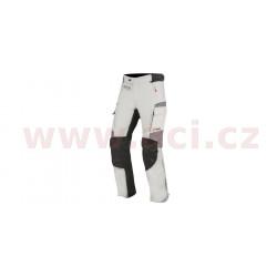 kalhoty ANDES Drystar, ALPINESTARS - Itálie (světle šedé/šedé/černé)