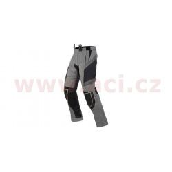 kalhoty Durban Gore-Tex, ALPINESTARS - Itálie (šedá/svěle hnědá/černá)