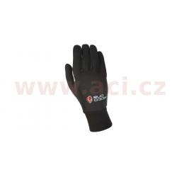 rukavice San Marino Winter, MOTO ONE - Itálie, pánské (černé)