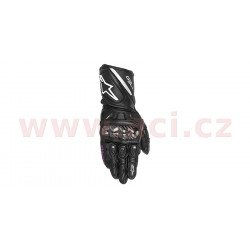 rukavice STELLA GP PLUS, ALPINESTARS - Itálie, dámské (černé)