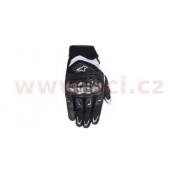 rukavice STELLA SMX-2 AC, ALPINESTARS - Itálie, dámské (černé/bílé)