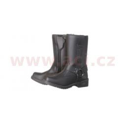 boty Black Buckle, KORE (černé)