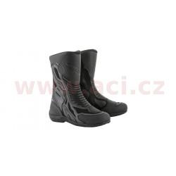 boty AIR PLUS XCR Gore-Tex, ALPINESTARS - Itálie (černé)