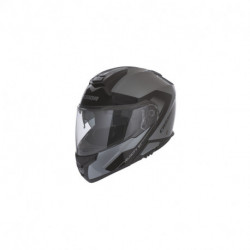 přilba Velocity ST, CASSIDA - ČR (stříbrná titanium/černá)