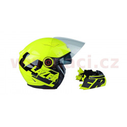 přilba Corsica Safety, LAZER - Belgie (žlutá fluo/černá)