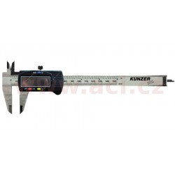 digitální posuvné měřidlo 150 mm - kovové, přesnost 0,01 mm