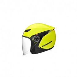 přilba Reflex Safety, CASSIDA - ČR (žlutá fluo/černá)