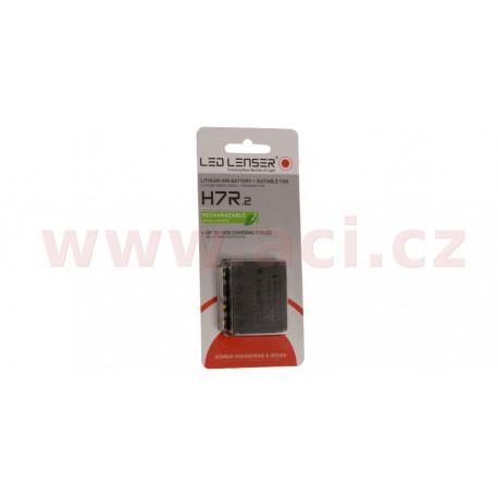 LED LENSER - náhradní akumulátor pro svítilnu H7R.2