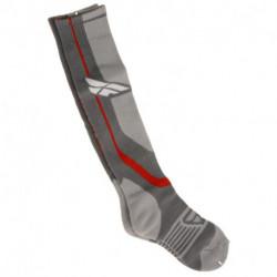 ponožky FLY moto tenké dětské - FLY RACING - USA (šedá/červená)