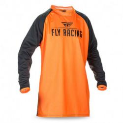 dres WINDPROOF 2017, FLY RACING - USA (oranžová/černá)