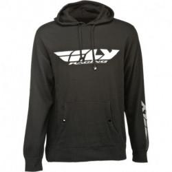 mikina Corporate, FLY RACING - USA (černá)