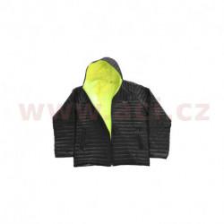 oboustranná bunda, Airoh (černá/fluo žlutá)
