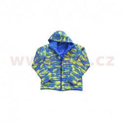 oboustranná bunda, Airoh (kamufláž/modrá)