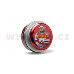 MEGUIARS Cleaner Wax Paste - tuhá, lehce abrazivní leštěnka s voskem 311 g