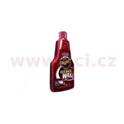 MEGUIARS Cleaner Wax Liquid - lehce abrazivní leštěnka s voskem 473 ml
