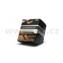 MEGUIARS Ultimate Leather Balm - luxusní balzám na kůži 160 g