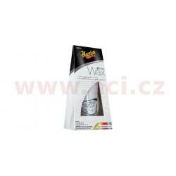 MEGUIARS White (Light) Wax - leštěnka s voskem pro bílé a světlé laky 198 g