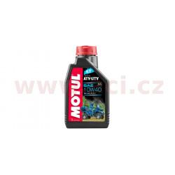 MOTUL ATV-UTV 4T 10W-40, 1 l