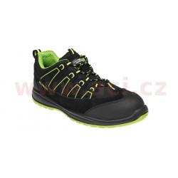 pracovní obuv ADM ALEGRO O1 zelená nízká