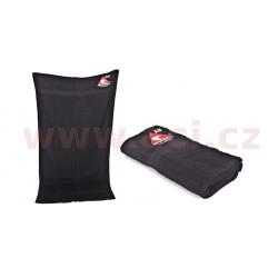 ručník ACI černý 100 % bavlna, 100x50 cm