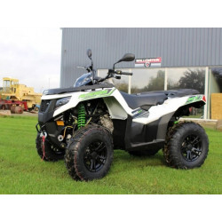 ARCTIC CAT, 700 XT XR EPS, BLACK