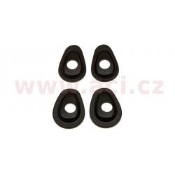 adaptéry pro osazení blinkrů do kapotáží Yamaha, OXFORD - Anglie (2 páry)