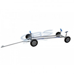 Vozík plážový CBS BD2 3,5m 2180/2000kg