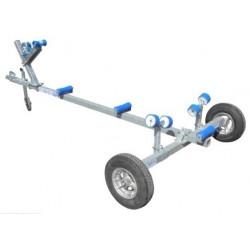 Vozík plážový CBS CM2 4,10m 600/450kg