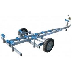 Vozík plážový CBS CM4 5,5m 1500/1200kg