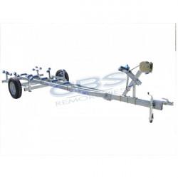 Vozík plážový CBS CM5 6m 1900/1600kg