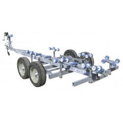 Vozík plážový CBS CM6 6,6m 2400/2000kg