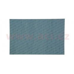 těsnící papír, lisovaný (0,3 mm, 300 x 450 mm)