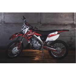 Motocykl XMOTOS XZ250R - XB37 250cc 4t 21/18
