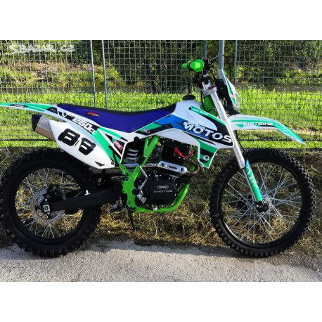 XMOTOS - XB88 PRO 250cc 4t 21/18