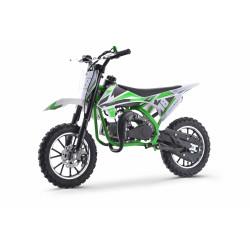 Minicross Leramotors Devil Deluxe 49cc 2T zelená