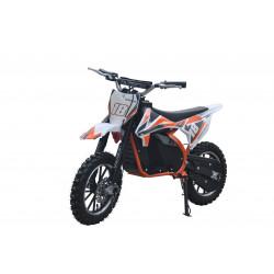 Minicross Leramotors Devil Deluxe 800W/36V oranžová