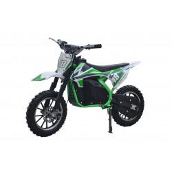 Minicross Leramotors Devil Deluxe 800W/36V zelená