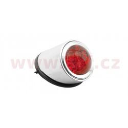 zadní světlo LED (průměr 40 mm, 12V/1W)