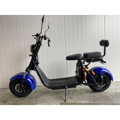 Lera Scooters C2 1500W  modrá