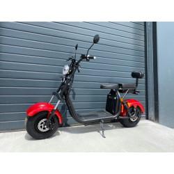 Lera Scooters C2 1500W červená