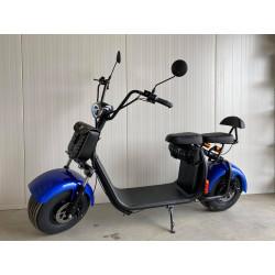 Elektrokoloběžka Lera Scooters C1 1000W modrá