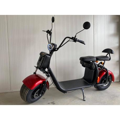 Elektrokoloběžka Lera Scooters C1 1000W červená