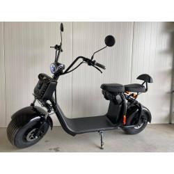 Elektrokoloběžka Lera Scooters C1 1000W černá