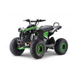 Leramotors Thor 125ccm Pro 3+1 Zelená